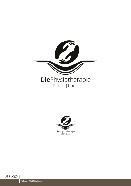 Ansicht Logo Physiotherapie