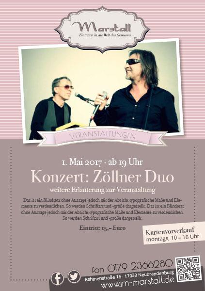 Anzeigenmotiv Marstall Neubrandenburg 02