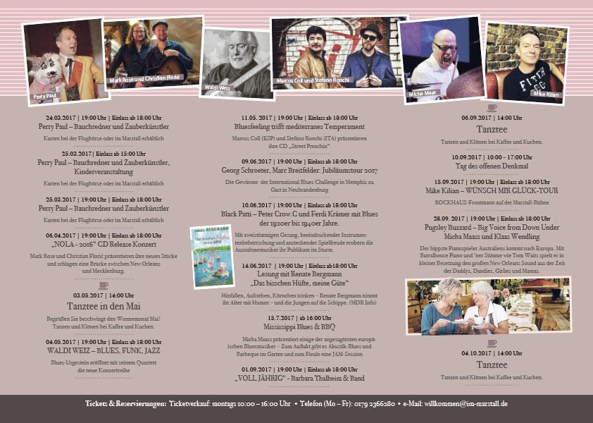 Flyer Veranstaltungen Marstall Neubrandenburg 03