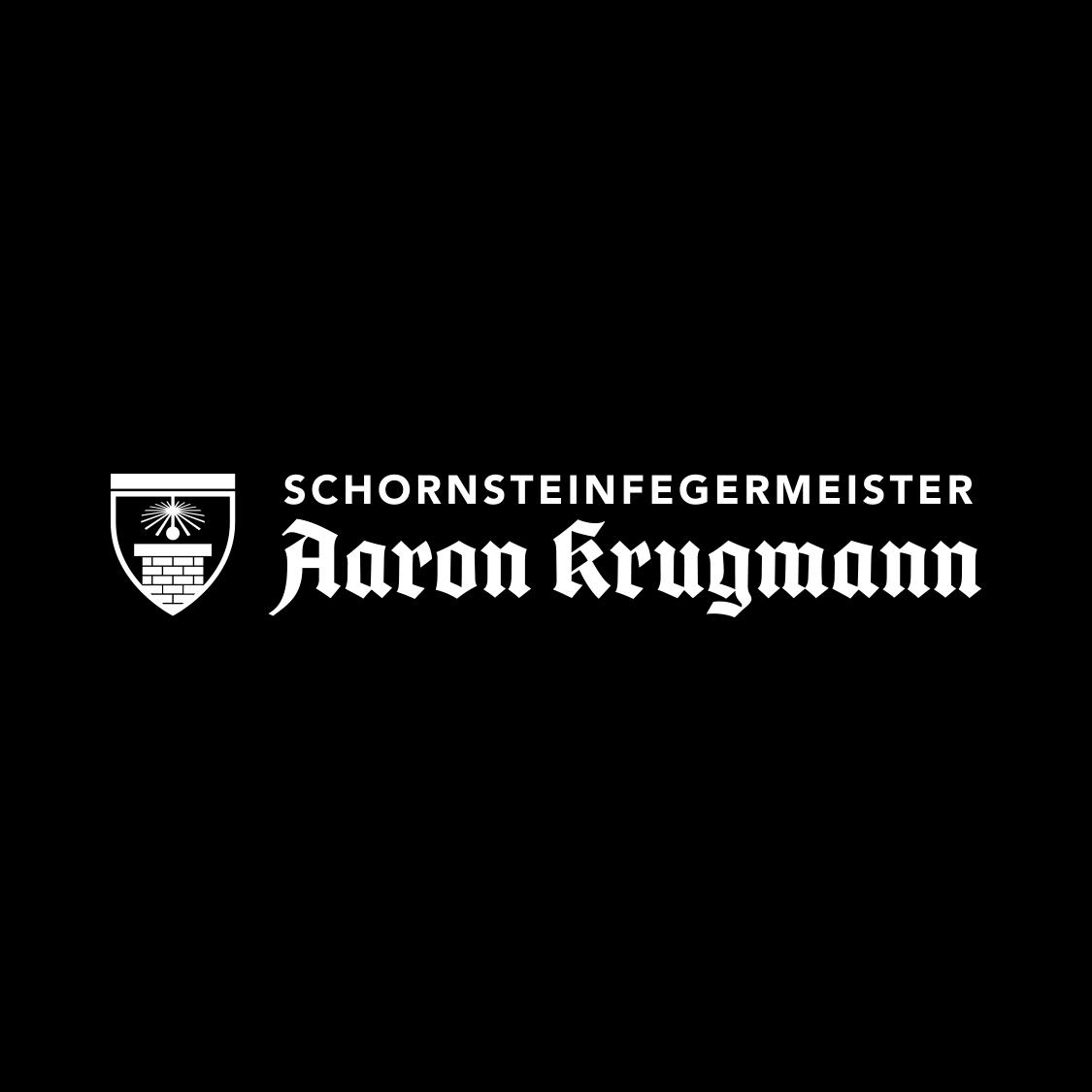 04 Logo Schornsteinfegermeister Aaron Krugmann negativ