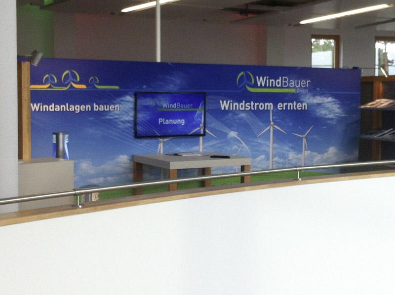 Messestand Leea Windbauer GmbH